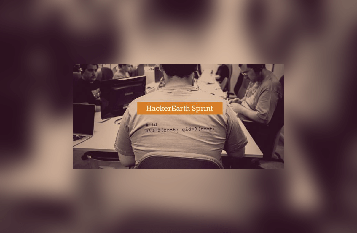 HackerEarth Sprint: Comprehensive hackathon-management tool from HackerEarth