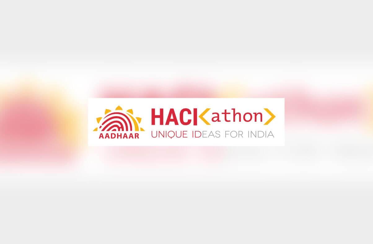 Aadhaar Hackathon resources