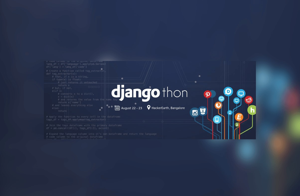 Celebrating 10 years of Django!