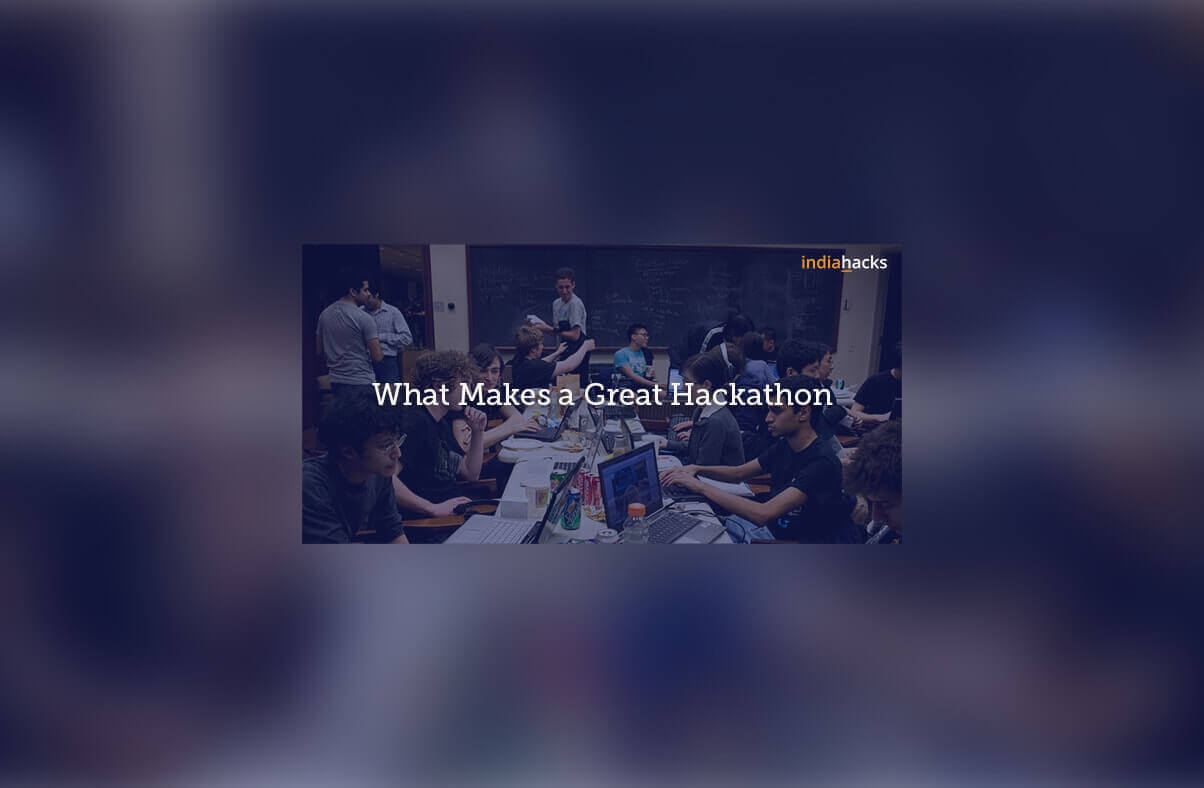 Tips for a Great Hackathon