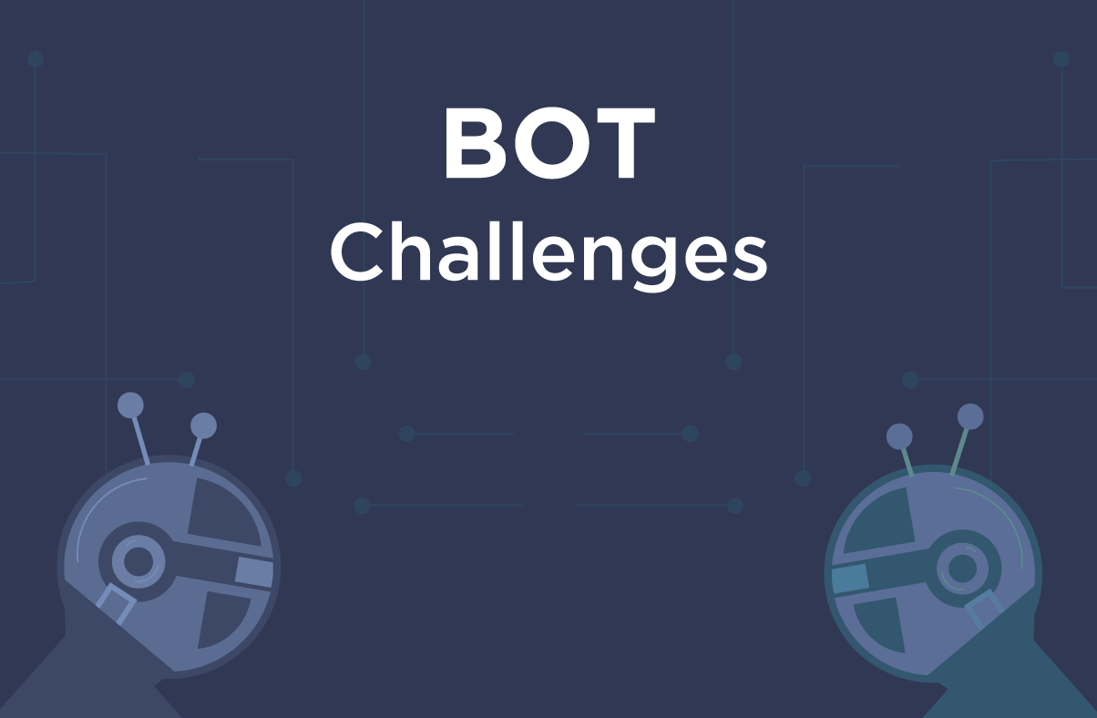 How to approach HackerEarth bot challenges