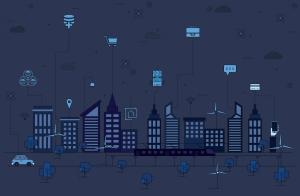 How is Barcelona smart city built
