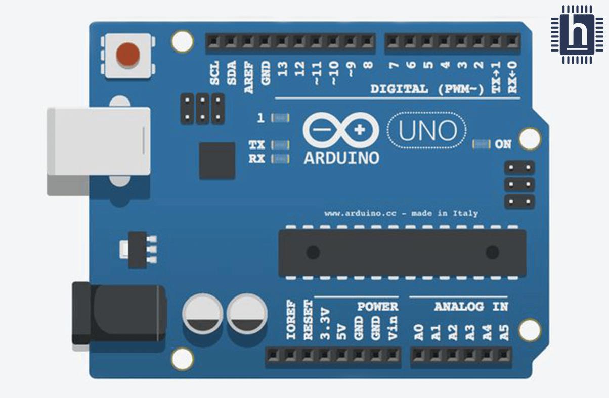 A tour of the Arduino UNO board