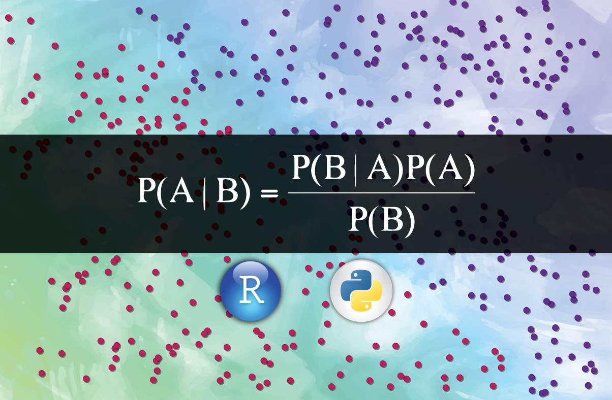 Introduction to Naive Bayes Classification Algorithm in Python and R