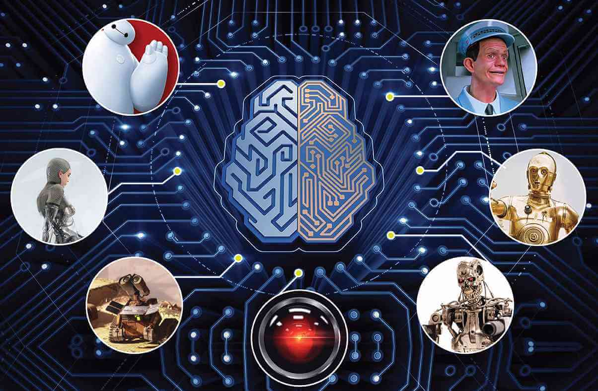 7 Artificial Intelligence-based movie characters that are now a reality