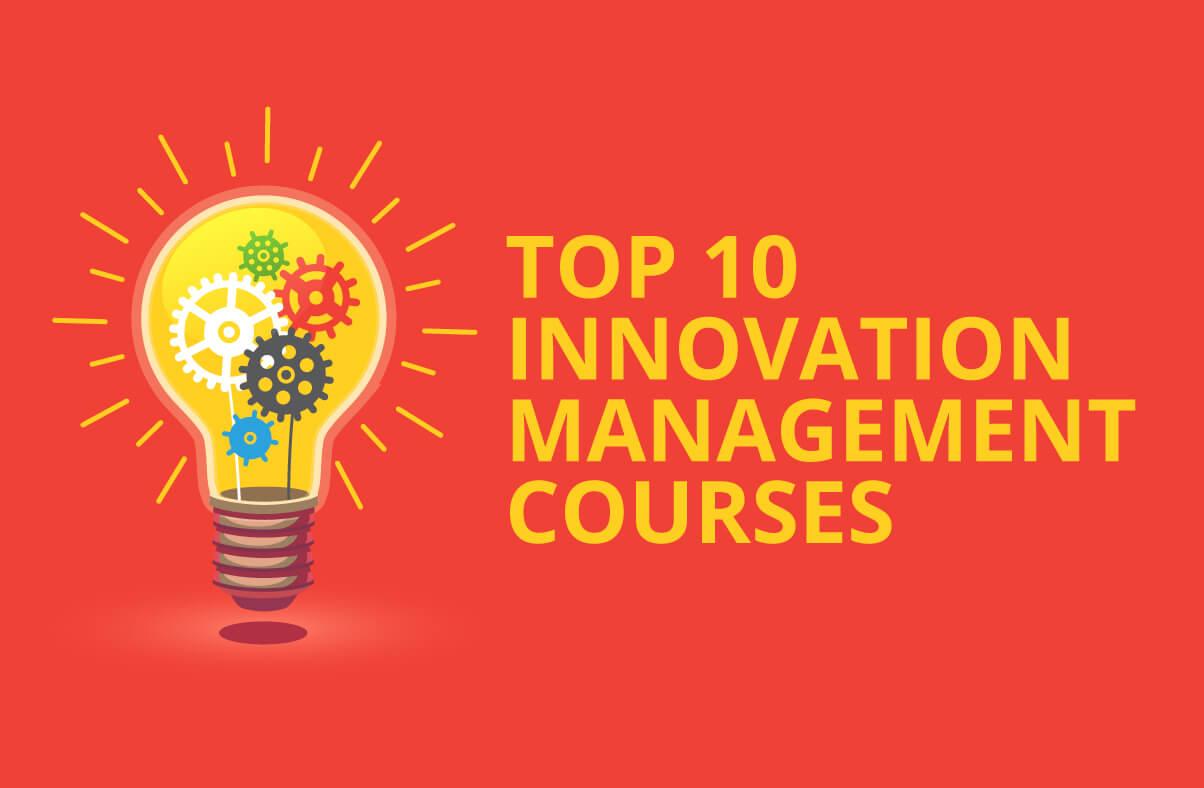 Top 10 short-term online innovation management courses