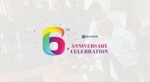 Celebrating 6 amazing years of HackerEarth